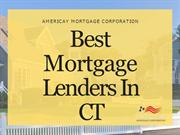 Best Mortgage Lenders In CT | Americay Mortgage Corporation