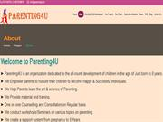 Early Childhood Education Courses- Parenting4U