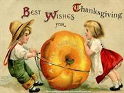 Thanksgiving Vintage Greetings