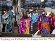 Epiphany and Orthodox Christmas around the World (3)