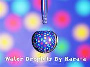 Funny Water Droplets