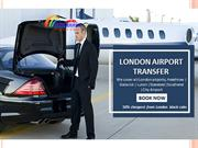 London Southend Airport Transfer Services to Make Your Trip Hassle Fre