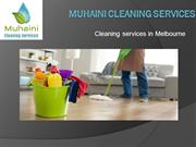 Restaurant Kitchen Cleaning Services - Muhaini Cleaning Services
