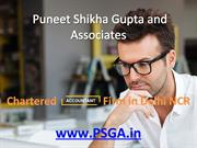 Chartered Accountant Firm in Delhi NCR