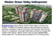 Rishabh Hindon Green Valley by Rishabh Group, Indirapuram
