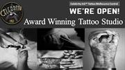Celebrity Ink™ Tattoo Melbourne Central – Award Winning Tattoo Studio