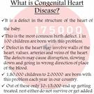 OVERVIEW OF CONGENITAL HEART DISEASE IN INDIA