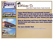 Flagler Beach Florida Motel