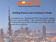 Wedding Planning | Wedding Planners and Consultants in Dubai