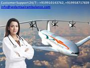 Hire Vedanta Air Ambulance in Patna with World-Class Transfer Facility