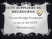 Affordable Prices CCTV Security Cameras in Melbourne | viccam