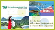 Get the Best Flores Tour Packages with a Trusted Tour Organizer