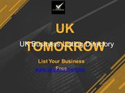 Boost Your Business In Market With UK Business Listing Directory