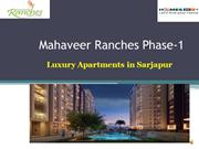 Mahaveer Ranches Phase-1