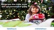 MAKE A KID HAPPY WITH PERSONALISED GIFTS FOR KIDS INDIA