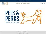 Pets and Perks Pet Toys, Pet Clothes and Pet Accessories Shop