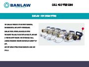 Banlaw - Dry Break Fitting