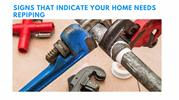Signs That Indicate Your Home Needs Repiping