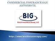 Commercial Insurance San Antonio TX