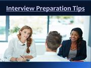 Train the Trainer Course and Interview Preparation tips