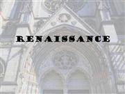 Medieval and Renaissance REV III