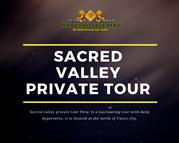 sacred valley private tour with Inka challegne peru