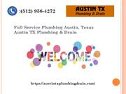 Get best plumbing service for your place from plumber Austin