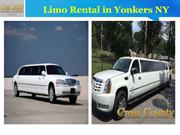 Limo Rental in Yonkers NY
