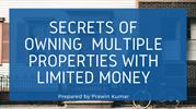 Secrets of owning multiple properties