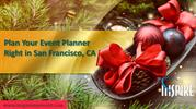 Event Planner in San Francisco, CA