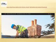 Roofing and Maintenance Services