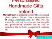 Personalised Handmade Gifts Ireland