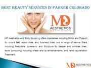 Injectables in Parker Colorado-Autumn Stone MD