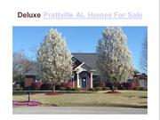Luxurious Homes For Sale In Prattville AL