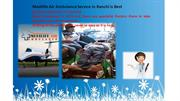 Medilife Air Ambulance from Ranchi is Also Comprehensive