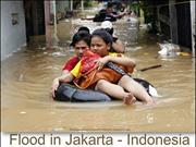 Flood in Jakarta - Indonesia January 2013