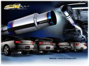 Turning Your Subaru to Almost a Racecar Get Tomeiti Expreme Exhaust No