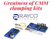 Greatness of CMM clamping kits