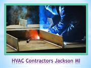 Top HVAC Contractors Jackson MI Offer Expert, Affordable Services