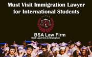 Must Visit Immigration Lawyer for International Students