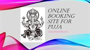 Online Booking Site for puja