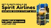 Spirit Airlines Flights Deals - Tripiflights - Must See