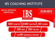 IBS COACHING INSTITUTE CHD