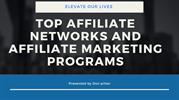 Top-Affiliate-Networks-and-Affiliate-Marketing-Programs