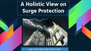 A Holistic View on Surge Protection