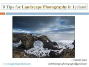 8 Tips for Landscape Photography in Iceland