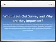 What is Set-Out Survey and Why are they Important_