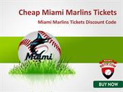 2019 Cheap Miami Marlins Match Tickets