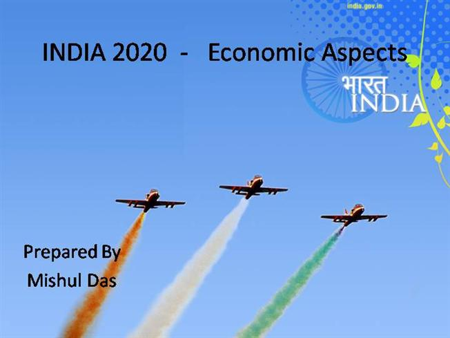 india vission in 2020 India vision 2020 ppt 1 presented by nvinothini 2 achieving vision 2020 would require unshakable commitment from the political leadership for an enhanced quality of life vision 2020, planning and implementation should be integrated as a part of the national agenda and de-linked from political party.