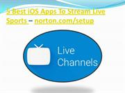 5 Best iOS Apps To Stream Live Sports